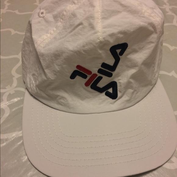 aef91e828ca New FILA baseball hat